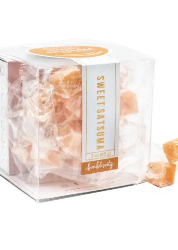 Bonblissity Single Candy Scrub, Sweet Satsuma