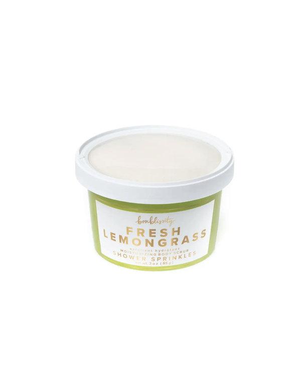 Shower Sprinkles Scrub: Fresh Lemongrass