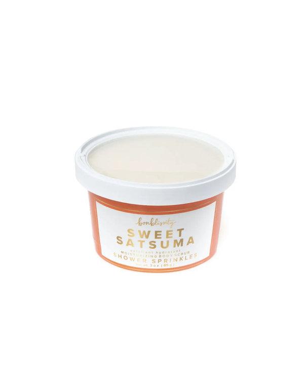 Shower Sprinkles Scrub: Sweet Satsuma