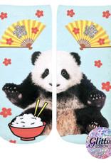 Living Royal Tokyo Panda Glitter Ankle