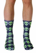 Living Royal Alien Crew Socks