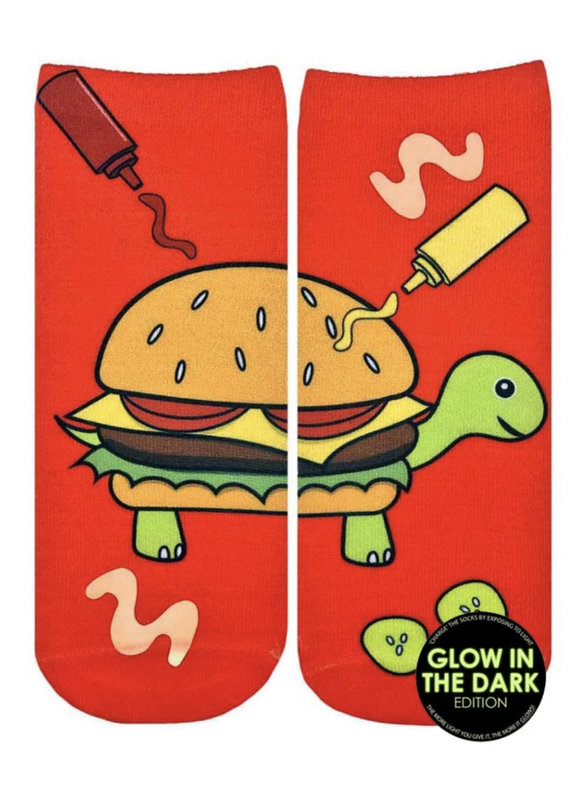 Living Royal Turtle Burger Glow Ankle