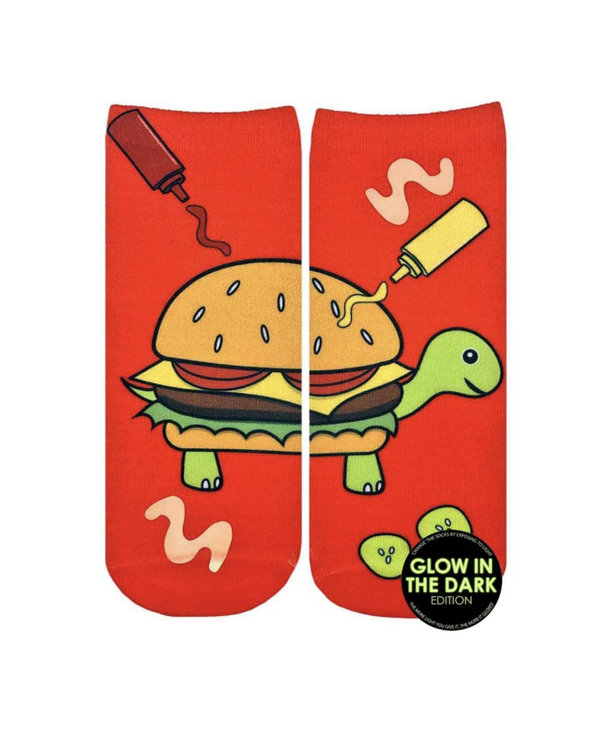 Turtle Burger Glow Ankle