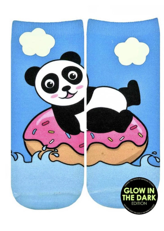 Living Royal Donut Panda Glow Ankle