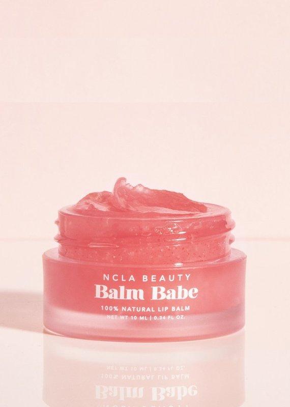 NCLA Beauty Balm Babe Pink Champagne Lip Balm