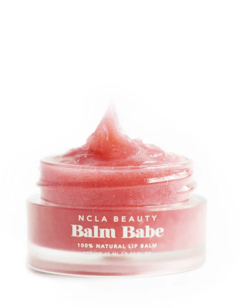 NCLA Beauty Balm Babe Watermelon Lip Balm