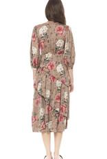 Saltwater Luxe Gabby Midi Dress