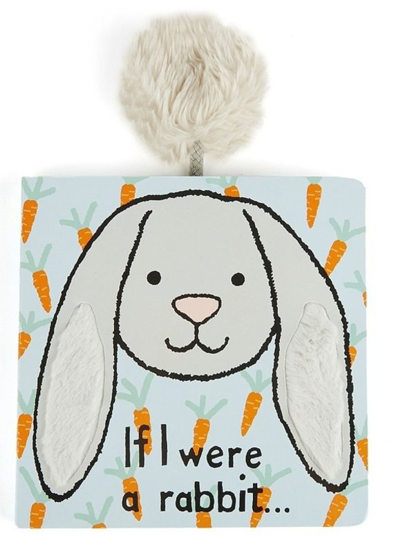 Jellycat Inc. If I Were A Rabbit Book