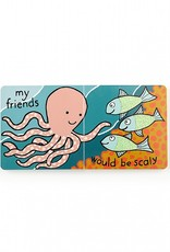 Jellycat Inc. If I Were An Octopus Book