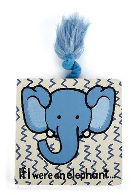 Jellycat Inc. If I Were An Elephant Book