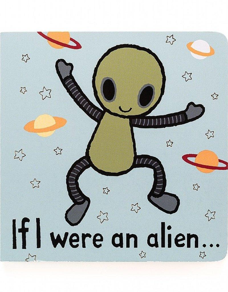 Jellycat Inc. If I Were An Alien Book