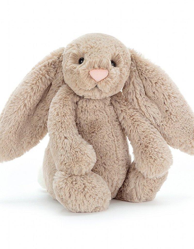 "Jellycat Inc. Bashful Beige Bunny Medium 12"""
