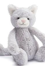"Jellycat Inc. Bashful Grey Kitty Medium 12"""