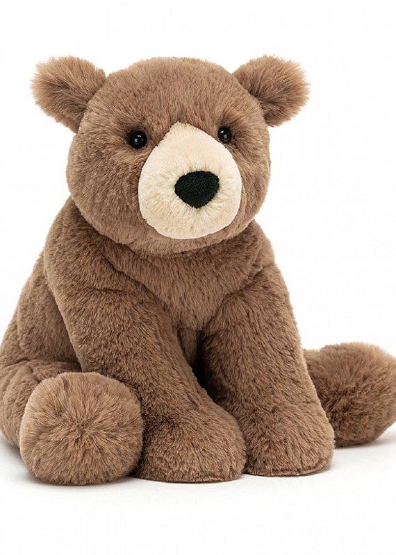 """Jellycat Inc. Woody Bear Medium 11"""""""