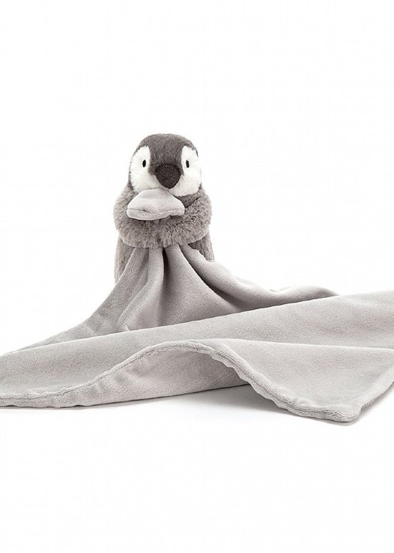 Jellycat Inc. Percy Penguin Soother