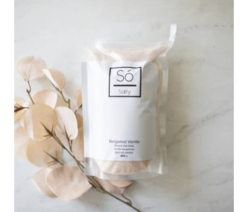 Salty - Bergamot Vanilla 800g