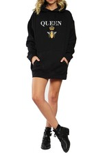 LA Trading Co DRIX OVERSIZED HOODIE - Queen B
