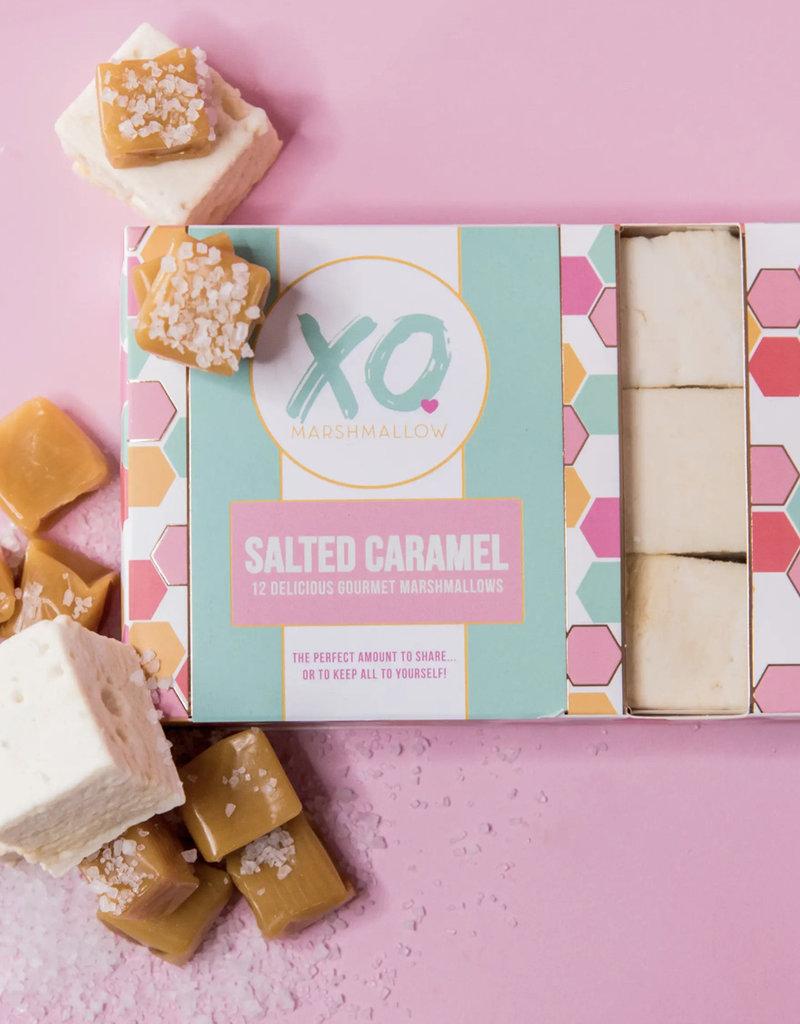 XO Marshmallow Salted Caramel Marshmallows