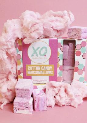 XO Marshmallow Cotton Candy Marshmallows