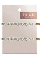 KITSCH Pearl Bobby Pins