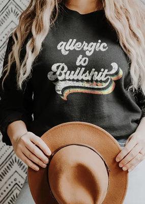 Alley & Rae Apparel Allergic To Bullshit PRE ORDER
