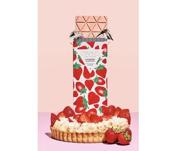 Strawberry Shortcake Chocolate Bar