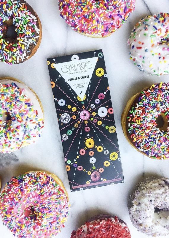 Compartes Chocolates Donuts & Coffee Bar