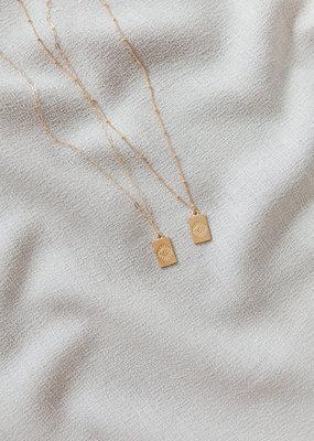 lavender & grace Devyn Necklace, Ball Chain