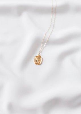 lavender & grace Roman Necklace