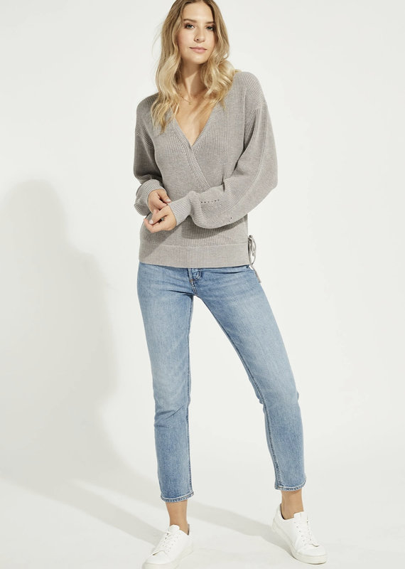 Gentle Fawn Camille Pullover, Opal Grey