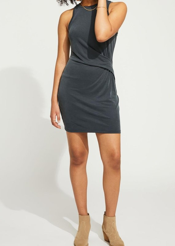 Gentle Fawn Lux Dress, India Ink