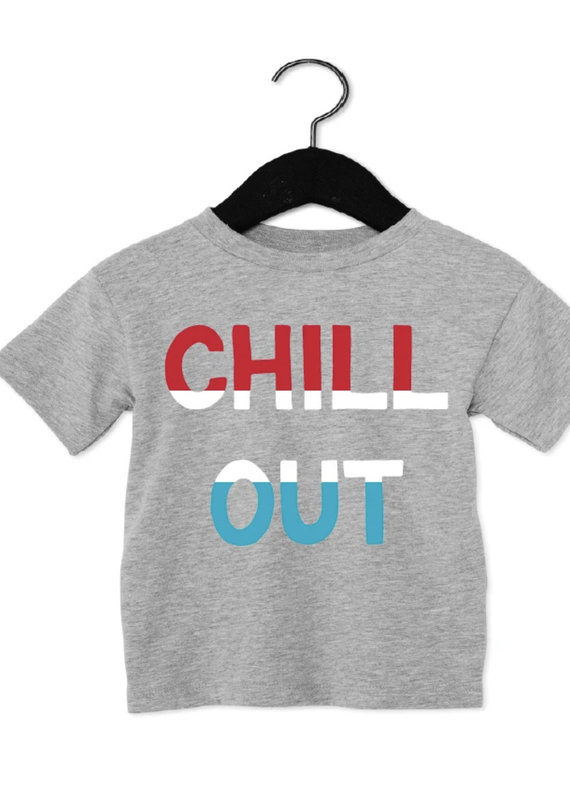 Portage & Main The Chill Out Youth Tee
