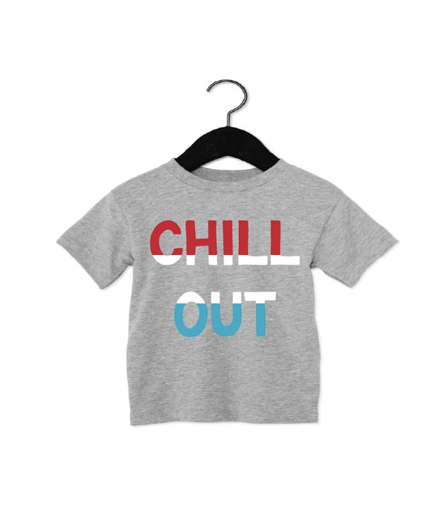 The Chill Out Youth Tee