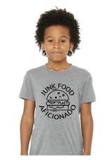 Portage & Main The Junk Food Aficionado Youth Tee
