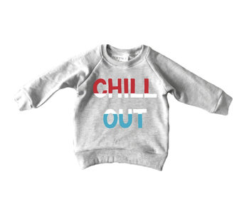 Chill Out Youth Raglan