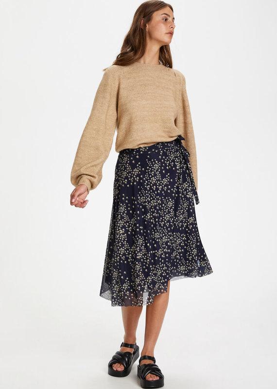 Soaked In Luxury Katrina Skirt, Parisian Night