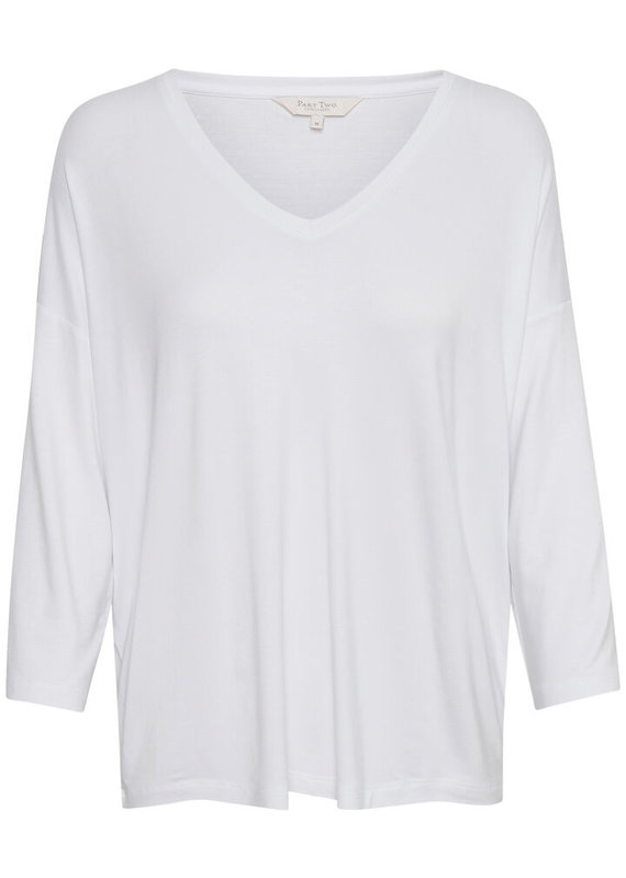 Part Two Hayde T-Shirt, Bright White