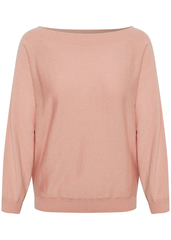Part Two Halime Pullover, Misty Rose