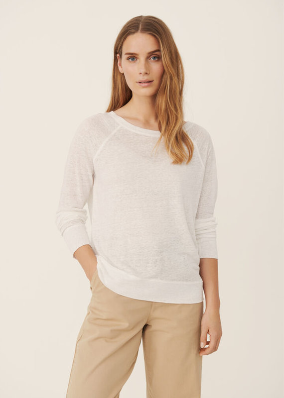 Part Two Huma T-Shirt, Bright White