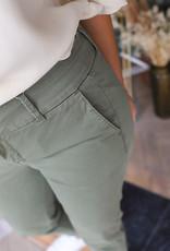 Part Two Soffys Trouser, Vetiver