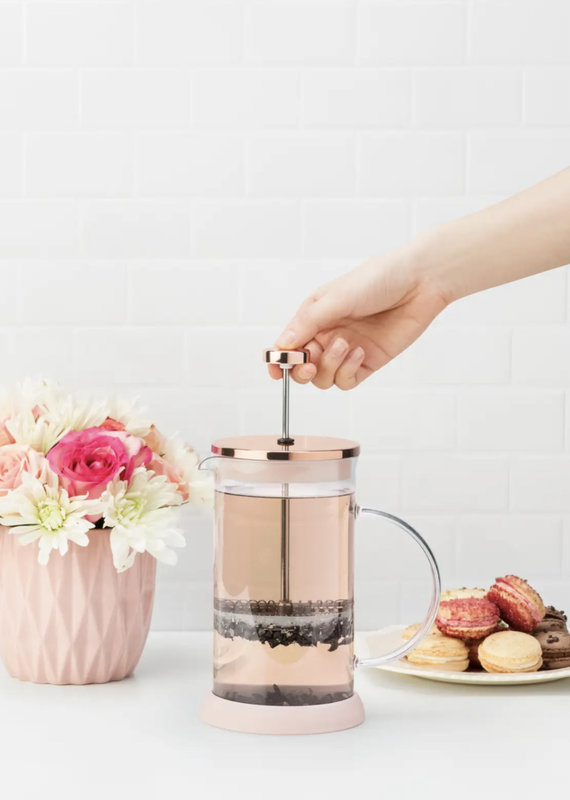 Pinky Up Riley Tea Press