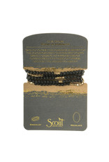 Scout Lava Stone Necklace, Stone of Strength