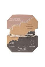 Scout Delicate Stone Flourite, Stone of Brillance