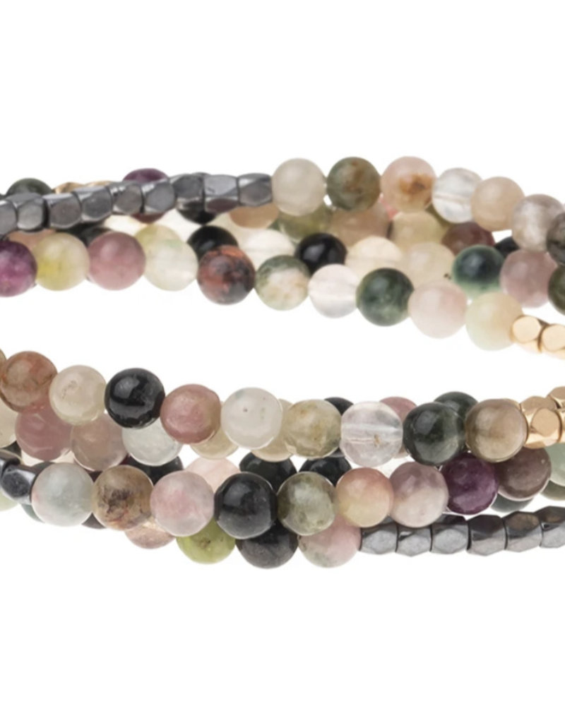 Scout Tourmaline Necklace, Stone of Healing