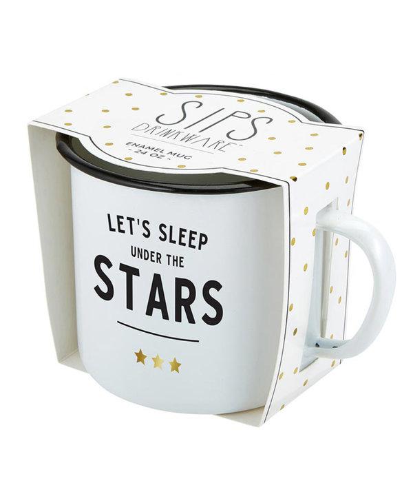 Sleep Under Stars Mug