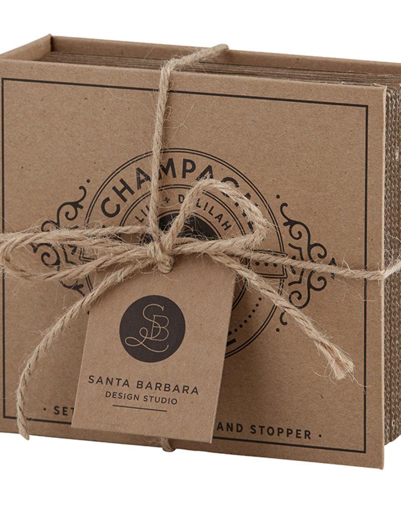 Santa Barbara Design Studio Champagne Please Set