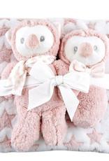 Stephan Baby Owl Gift Set