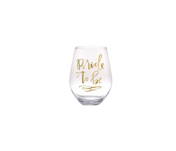 30oz Stemless - Bride to Be