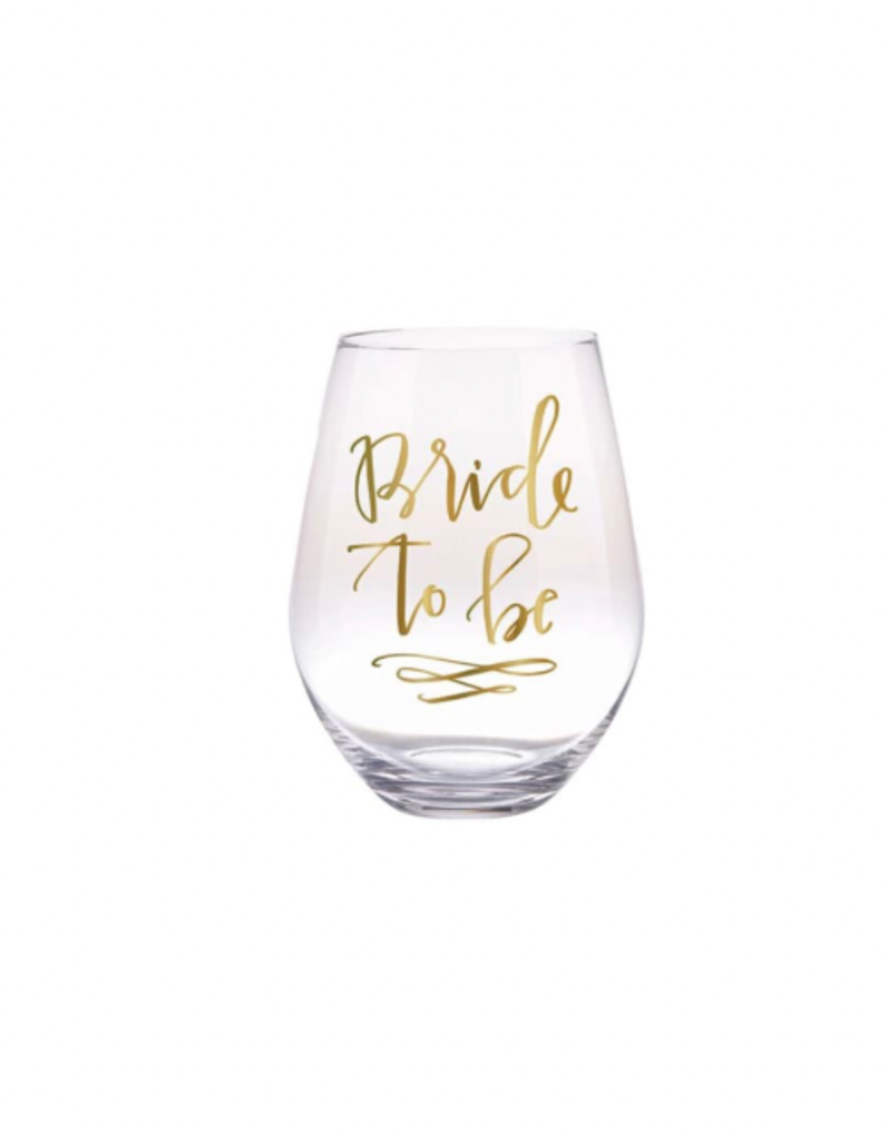 Slant Collections 30oz Stemless - Bride to Be
