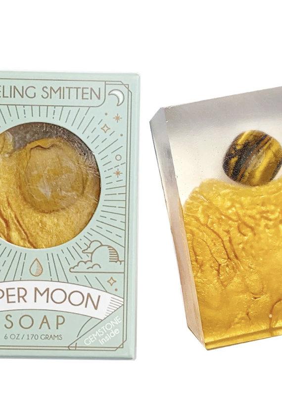 Feeling Smitten Super Moon Soap, Tiger Eye